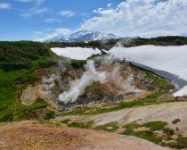 Sources chaudes Datchnye, Kamtchatka