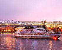 Croisière Radisson à Moscou, de nuit