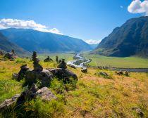 Voyage Altai, Rivière Tchulychmane | Tsar Voyages