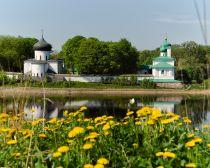 Monastère Mirojsky, Pskov
