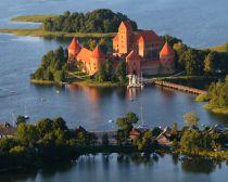 Voyage Pays Baltes - Lituanie - Château de Trakai
