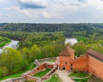Voyages Pays Baltes - Lettonie - Gauja