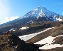 "Kamtchatka - Mont Verblud ou Mont ""Chameau"""