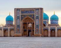 Medersa de Barakhan, Tachkent Ouzbekistan