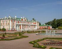 Voyage Pays Baltes - Tallinn Palais Kadriorg