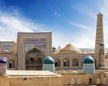 Voyage Ouzbékistan - Khiva - Islam Khodja