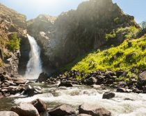 Voyage Altai, Cascade Kurkure | Tsar Voyages