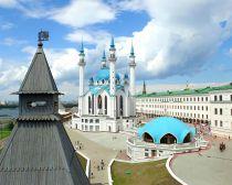 Kazan - Kremlin et Mosquée