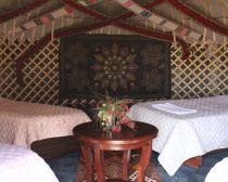 Voyage Ouzbékistan - Yourte