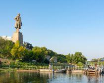 Volgograd - Statue Lénine - Livre Guinness des Records © Shutterstock