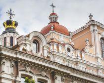 Voyage Pays Baltes - Lituanie Vilnius - Chapelle Saint Casimir