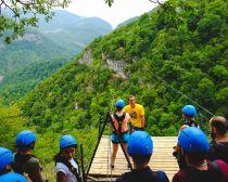 Tyrolienne à Yenokavan © comité de tourisme d'arménie.jpeg