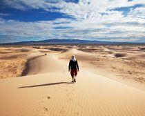 Desert de Gobi, Chine