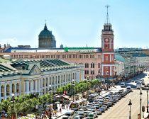 Voyage Saint Petersbourg - Perspective Nevski