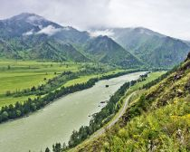Altaï - Gorno Altaïsk