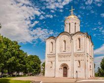 Vladimir - La cathédrale Saint-Dimitri
