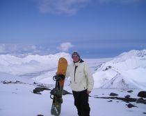 Voyage Kamtchatka Hiver - Snowboard
