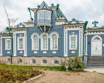 Shutterstock © - Irkoutsk - Musée des Décembristes