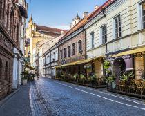 Voyage Pays Baltes - Lituanie -Vilnius Vieille ville