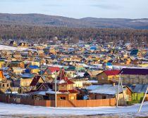 Voyaga Russie, Baikal - VIllage de Khoujir