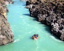 Rafting sur la Katoun © Altai Tours