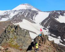 Kamtchatka - Mont Verblud