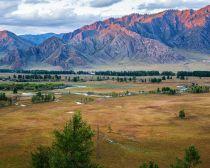 Parc Naturel d'Outch-Enmek, Altai