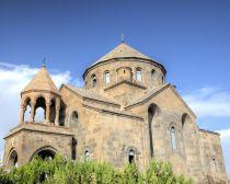 Voyage en Armenie - Erevan - Eglise Sainte-Hripsimé
