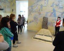 Voyage Altaï - Musée Gorno Altaïsk