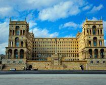 Bakou - Maison du Gouvernement