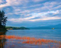 Voyage en Russie, croisiere Baikal - Baie TchivyrkouÏ