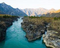 Voyage Altaï - Vallée de la Katougne