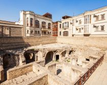 Bakou - Palais des Chirvanchahs