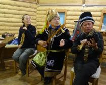 Voyage Altaï - Instruments traditionnels