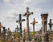 Voyage Pays Baltes -Lituanie - Colline des croix