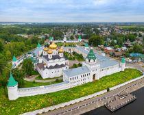 Monastère Ipatiev à Kostroma