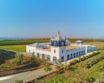 Voyage Autour de Krasnodar - Péninsule de Tamagne, Goloubitskaïa - Domaine viticole © Golubitskoe Estate