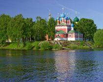 Voyage Volga - Ouglitch