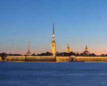 Voyage Russie, Saint-Pétersbourg - Forteresse Pierre et Paul