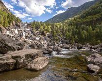 Voyage Altaï - Chute Outchar