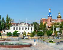 Voyage Astrakhan - Centre ville