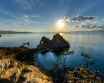 Voyage Olkhon - Baie de Bourkan