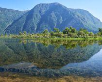 Voyage Altai - Lac Teletskoie