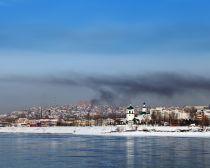 Voyage Irkoutsk - Vue panoramique