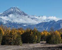 Voyage Kamtchatka - Volcan Avatchinsky