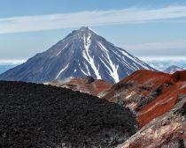 Voyage Kamtchatka - Mont Avatchinskiy