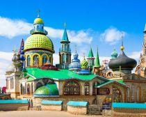 Transsibérien accompagné : Kazan