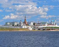 Kazan - Panorama du Kremlin