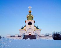 Voyage russie, transsibérien, Khabarovsk - Cathédrale de la Transfiguration