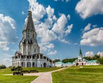 Voyage Moscou - Eglise de l'Ascension Kolomenskoe